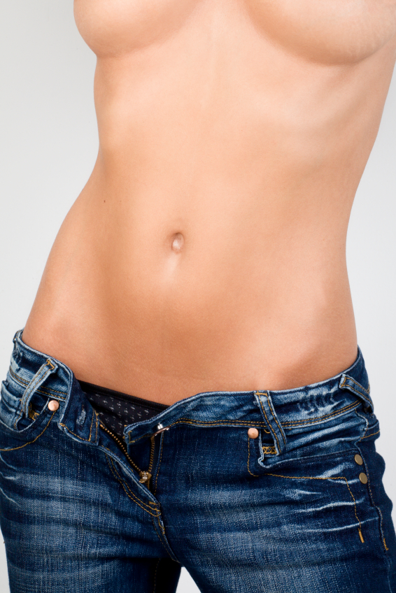 Liposuction Procedure Results